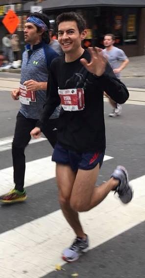 Dr. Graddy Running